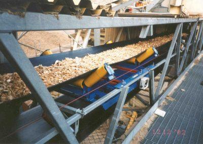 Beltweigher for Wood Chip 2