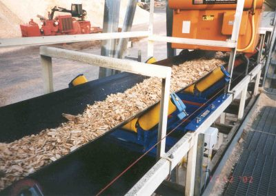 Beltweigher for Wood Chip 3