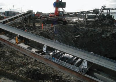 Beltweigher in Quarry Application