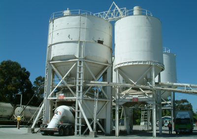 Cement Silo Weighing